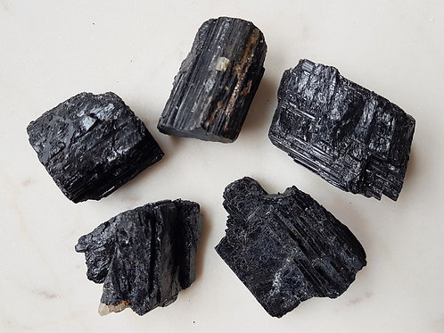 BLACK TOURMALINE - large