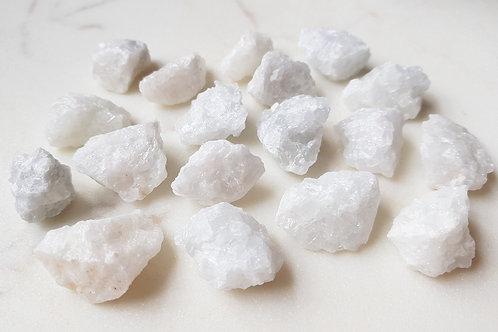 WHITE CALCITE - large