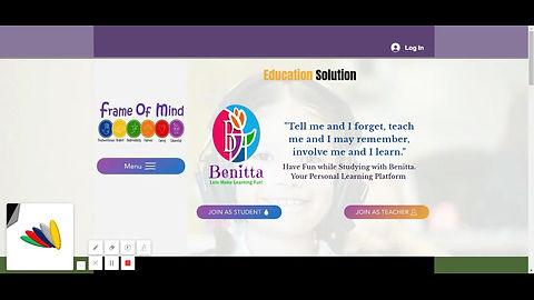 Frame of MInd - Benitta Solution
