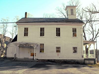 Washington County NY, Putnam NY, Putnam Station, Town of Putnam