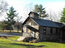 Log Chapel. Tom Kerr Photo