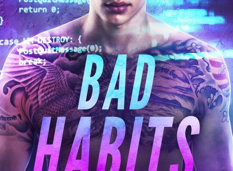 BAD HABITS BY ONLEY JAMES & NEVE WILDER