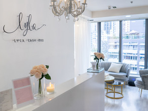 Beauty picks: Lyla Lash ~ Our #1 lash bar in Hong Kong