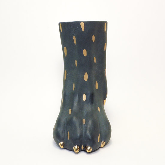 Gold Polka-Dotted K-9 Stein Wholesale