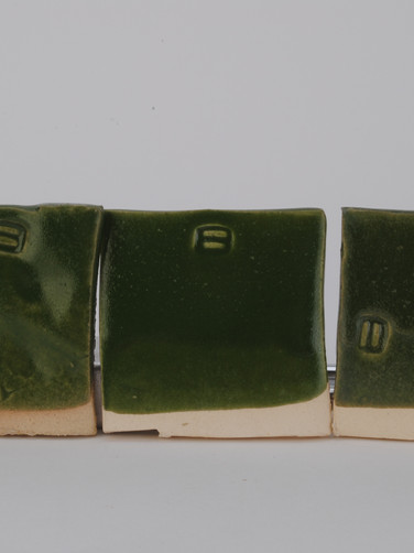 ^6 Chrome and Rutile Line Test with Crystalline Matte Surface