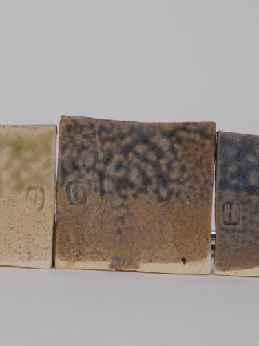 ^6 Iron Chromate Line Test with Vanadium Pentoxide with Crystalline Matte Surface