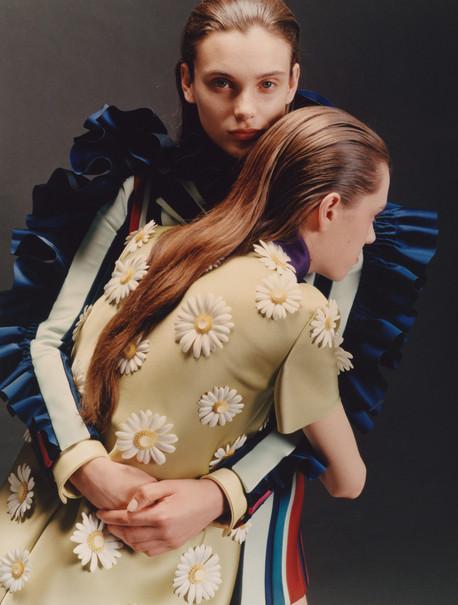 Vogue Hong Kong by Alex Cheng + Lois Leung