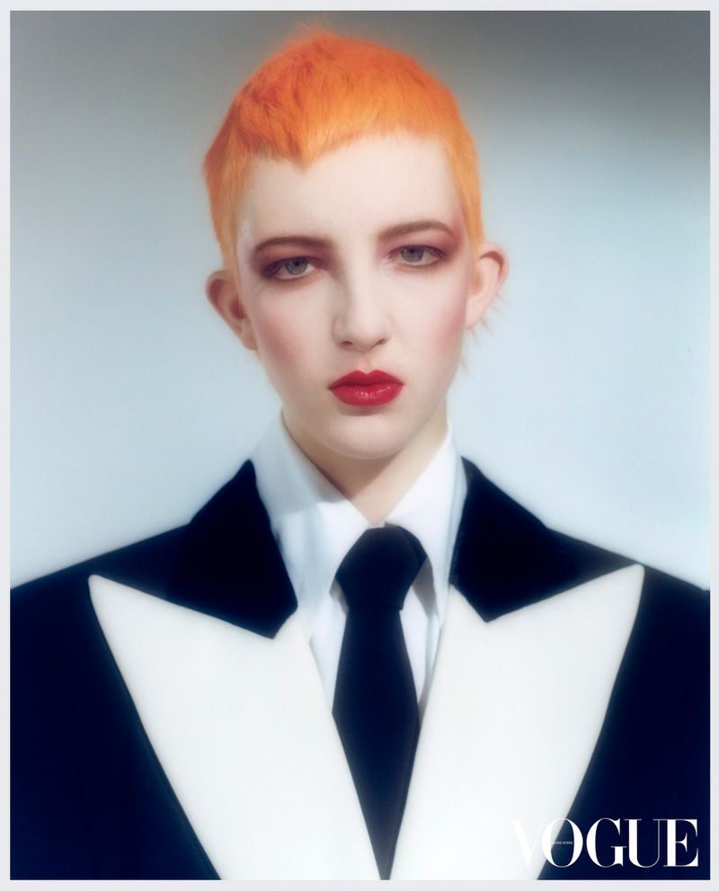 Vogue Hong Kong by Trinity Ellis + Sean K