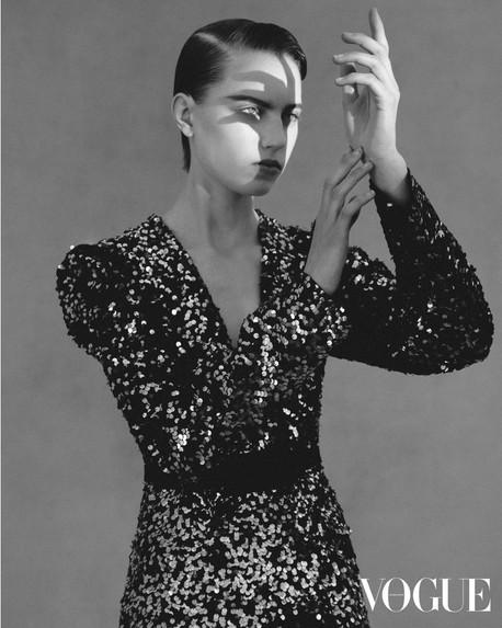 Vogue Hong Kong by Paul Hung + Daniel Cheung