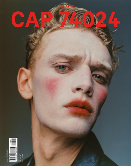 CAP74024 Magazine by Louie Banks + Jack Collins