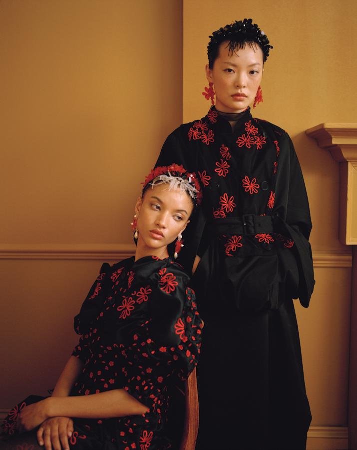Vogue Hong Kong by Charlotte Hadden + Daniel Cheung