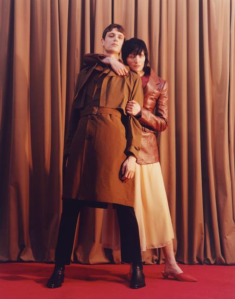 Vogue Portugal by Masha Mel + Yana Mckillop