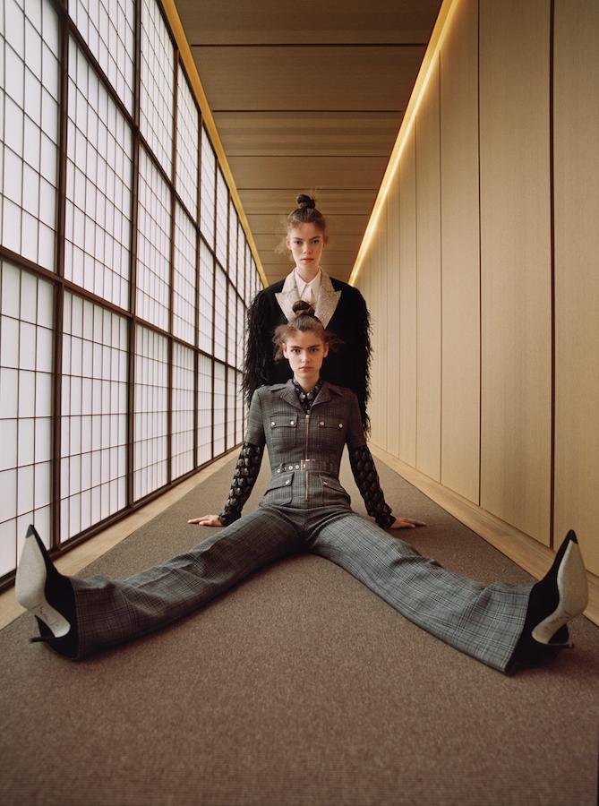 Vogue Hong Kong by Paul Pudelka + Sean K