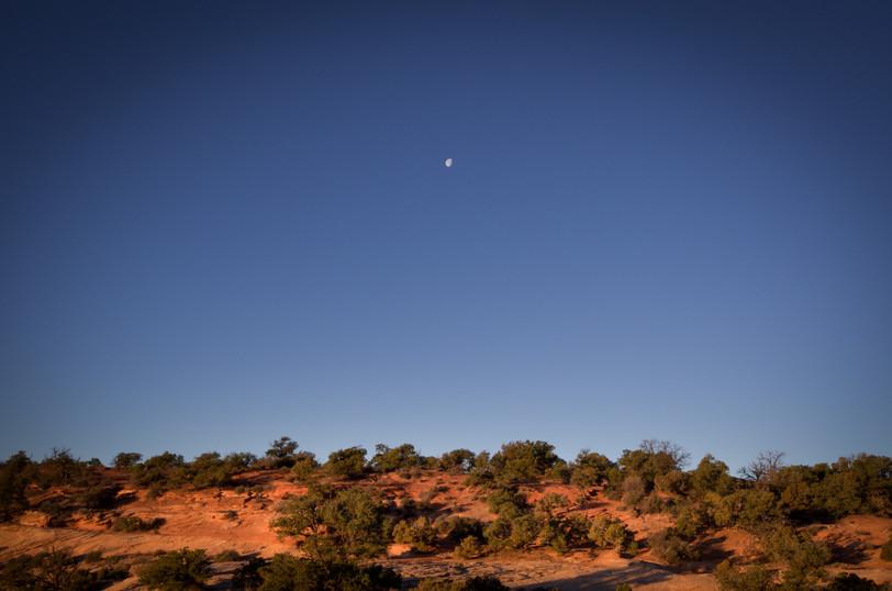 Moonrise Mesa