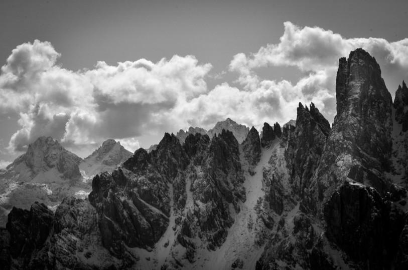 Dolomite FIngers