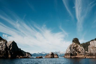 Sailing Seward