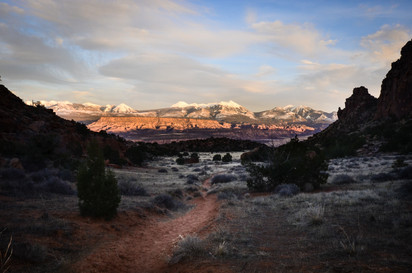 Above Moab