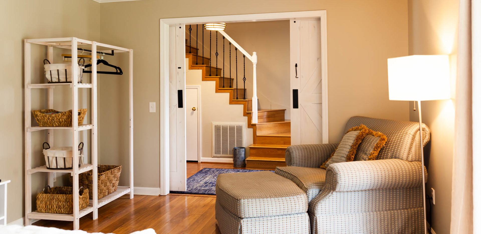 Downstairs Bedroom 4