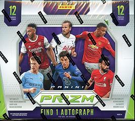 2021 Prizm Soccer