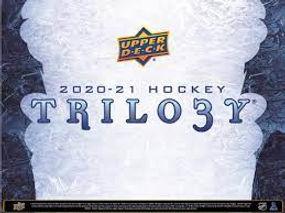 2021 Upper Deck Trilogy