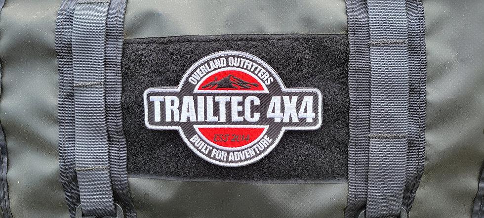 Trailtec 4x4 Velcro Patch