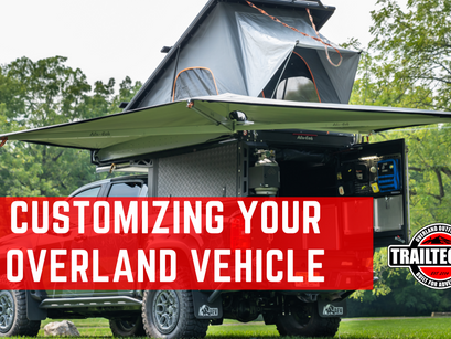 Customizing your Overland Package
