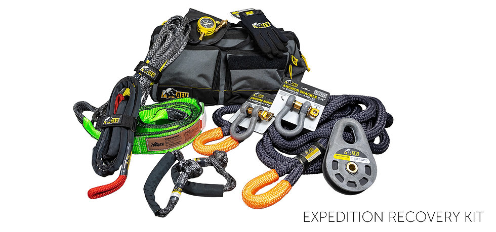 AEV Expedition Recovery Kit