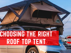Which Roof Top Tent is right for you?