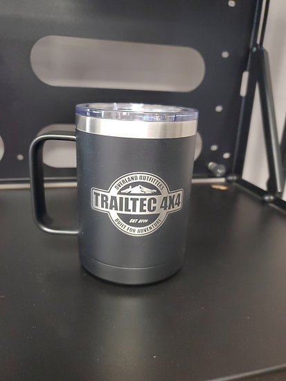 Trailtec 4x4 Coffee Mug Tumbler