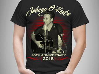 JO'K 40th Anniversary T-Shirts