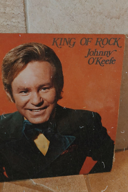 King Of Rock - Johnny O'Keefe