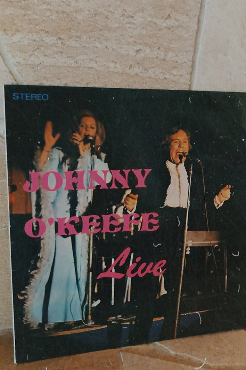 Johnny O'Keefe Live