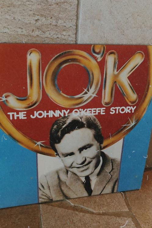 The Johnny O'Keefe Story
