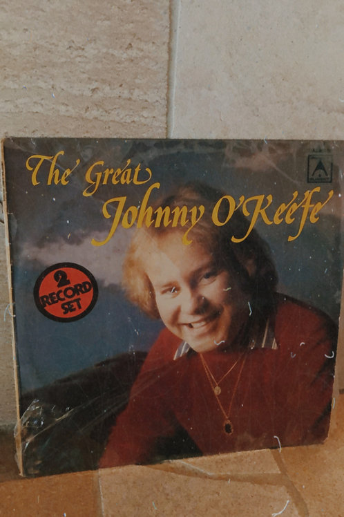 The Great Johnny O'Keefe - 2 Records Special