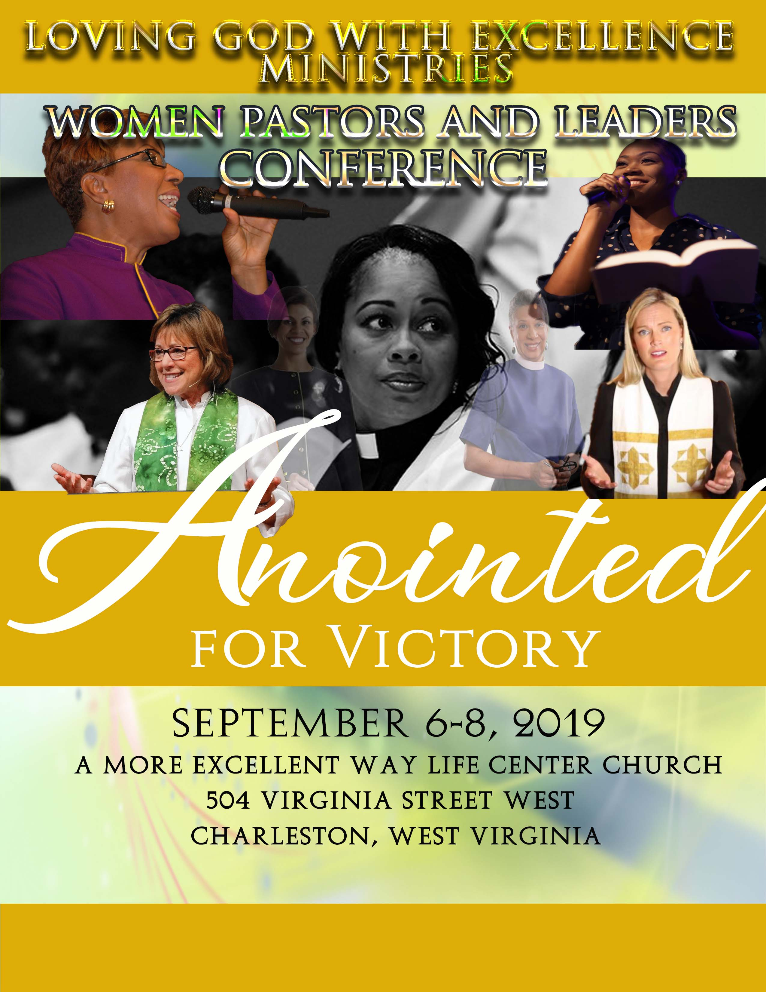 Women Pastors and Leaders Conference 2019