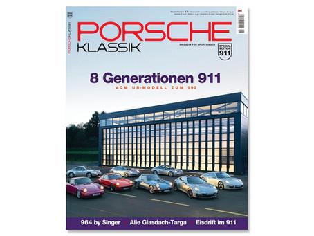 PORSCHE KLASSIK Sonderheft – 8 Generationen 911