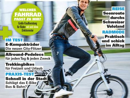 Europas führender Radsportverlag launcht neues Magazin rund ums Fahrrad