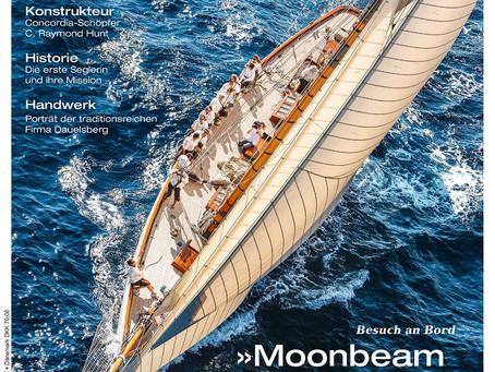 YACHT classic bittet in der neuen Ausgabe an Bord legendärer Klassiker
