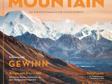 Sommer Ausgabe von ALLMOUNTAIN mit Schwerpunktthema »Gewinn«