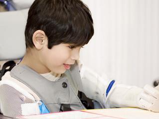 Desarrollan dispositivo para estudiar parálisis cerebral en niños