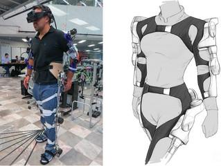 Ya Tenemos Exoesqueletos Inteligentes en México