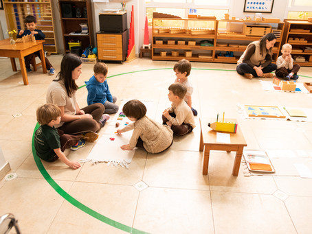 O que é o método Montessori