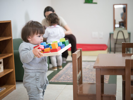 Montessori e as funções executivas