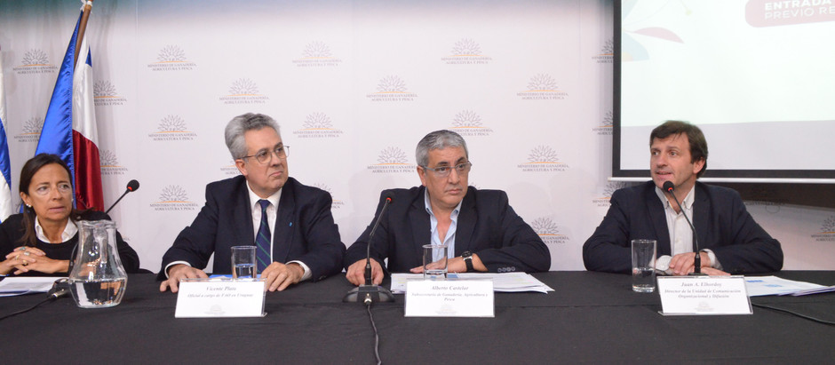 Se lanzó Seminario internacional sobre innovación en Conciencia Agropecuaria