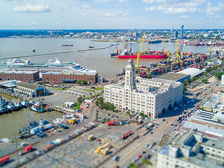 EL SECTOR EN CIFRAS: Puerto de Montevideo