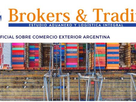 Boletín N°4 sobre Comercio Exterior - ARGENTINA