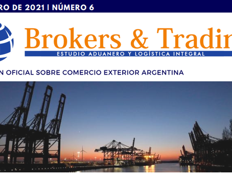 Boletín Nº 6 sobre Comercio Exterior - ARGENTINA
