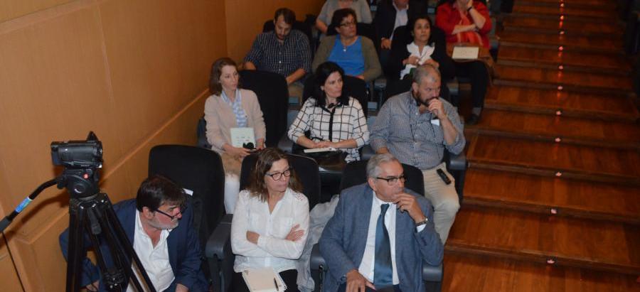 Con gran concurrencia se realizó el seminario de innovación social para la Conciencia Agropecuaria