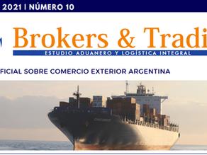 Boletín Nº 10 sobre Comercio Exterior - ARGENTINA