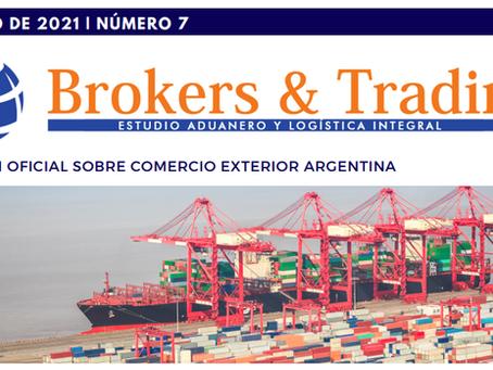 Boletín Nº 7 sobre Comercio Exterior - ARGENTINA